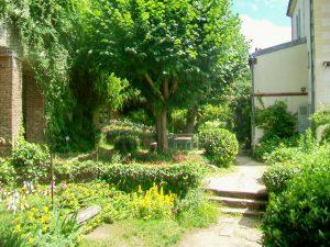 éléments jardin