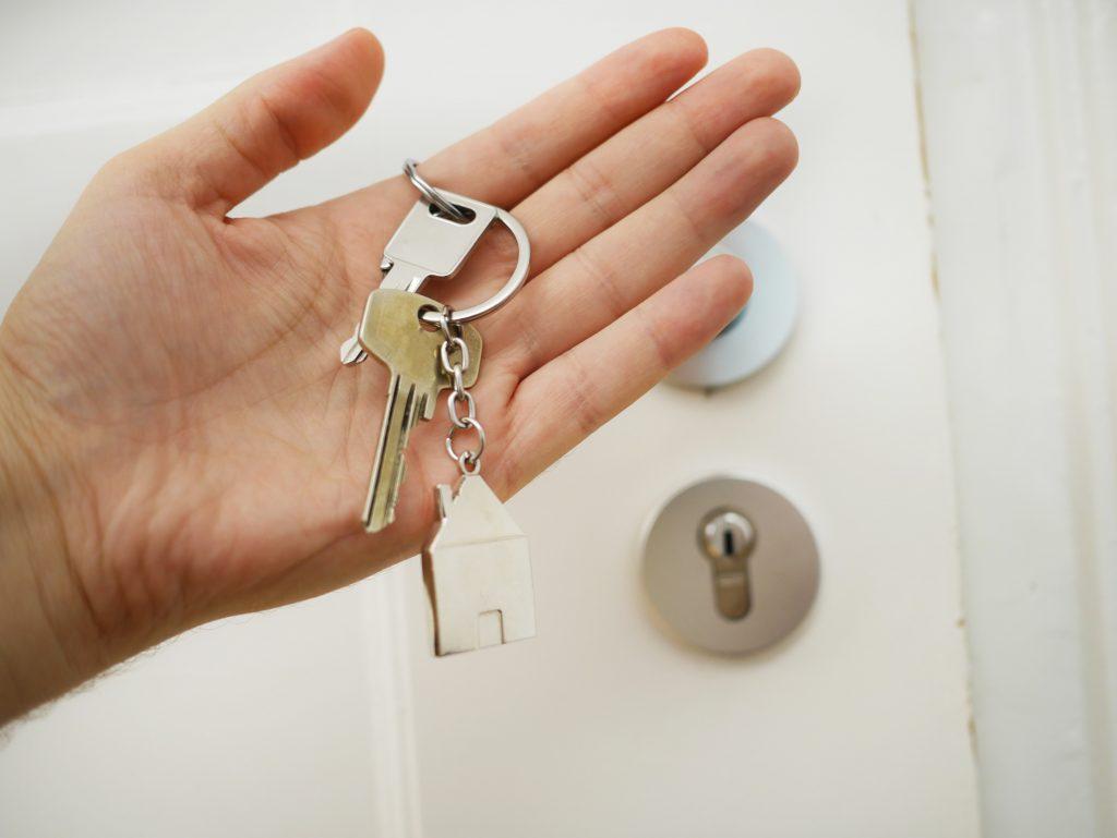 Les clés d'une maison